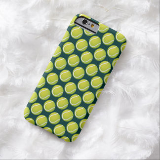 Coque iPhone 6 Barely There Motif de tennis