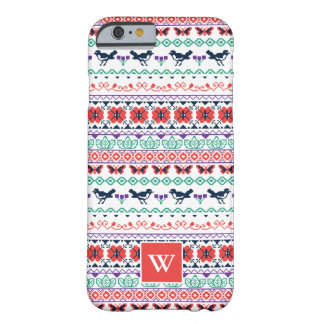 Coque iPhone 6 Barely There Motif mexicain de Frida Kahlo |