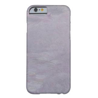 Coque iPhone 6 Barely There Nénuphars de couleur claire de Claude Monet  