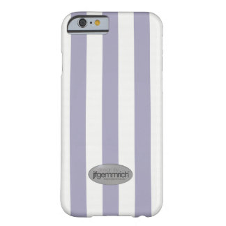 """Coque iPhone 6 Barely There """"Normandy"""" Lines"""