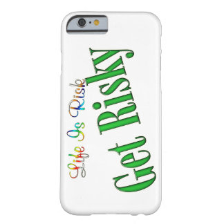 Coque iPhone 6 Barely There Obtenez risqué