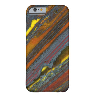 Coque iPhone 6 Barely There Oeil australien rayé de tigre