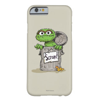 Coque iPhone 6 Barely There Oscar l'arrêt d'urgence de rouspéteur