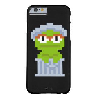 Coque iPhone 6 Barely There Oscar l'art de pixel de rouspéteur