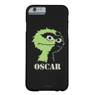 Coque iPhone 6 Barely There Oscar le rouspéteur demi