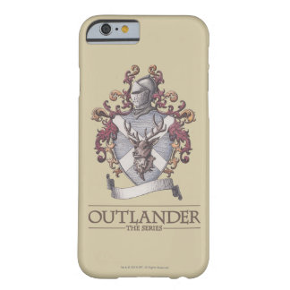 Coque iPhone 6 Barely There Outlander | la crête du Mackenzie