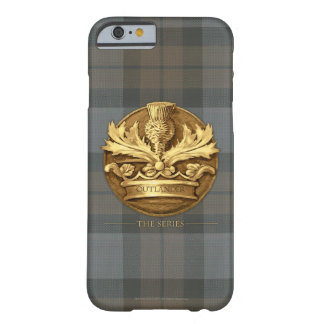 Coque iPhone 6 Barely There Outlander | le chardon de l'emblème de l'Ecosse