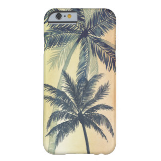 Coque iPhone 6 Barely There Palmettes tropicales