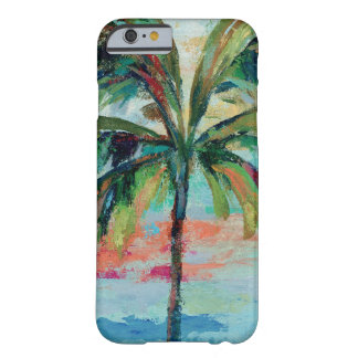 Coque iPhone 6 Barely There Palmier tropical de |