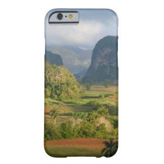 Coque iPhone 6 Barely There Paysage panoramique de vallée, Cuba