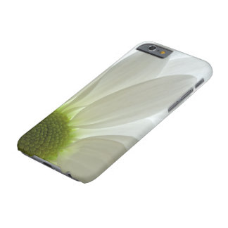 Coque iPhone 6 Barely There Pétales de marguerite blanche