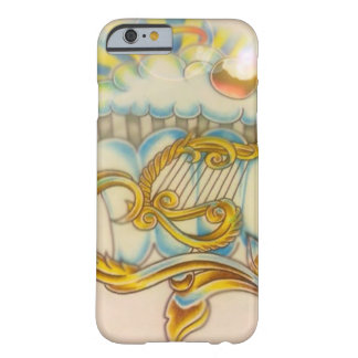 Coque iPhone 6 Barely There Petit gâteau d'ange - cas d'Iphone 6/6s