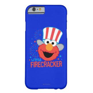 Coque iPhone 6 Barely There Peu de pétard Elmo