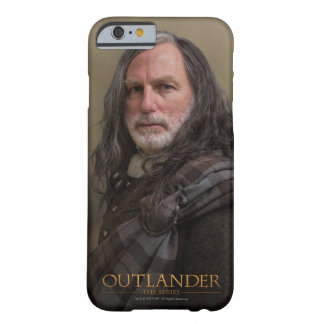 Coque iPhone 6 Barely There Photographie de l'Outlander | Colum le Mackenzie