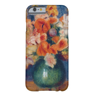 Coque iPhone 6 Barely There Pierre un bouquet de Renoir |