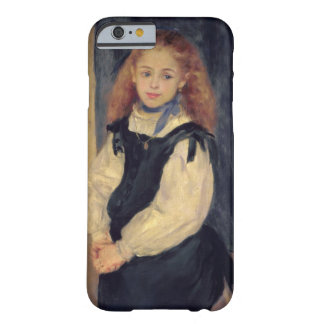 Coque iPhone 6 Barely There Pierre un portrait de Renoir | de Mademoiselle