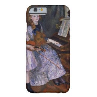 Coque iPhone 6 Barely There Pierre un Renoir | les filles de Catulle Mendes