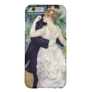 Coque iPhone 6 Barely There Pierre une danse de Renoir | dans la ville