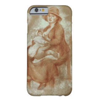 Coque iPhone 6 Barely There Pierre une maternité de Renoir |