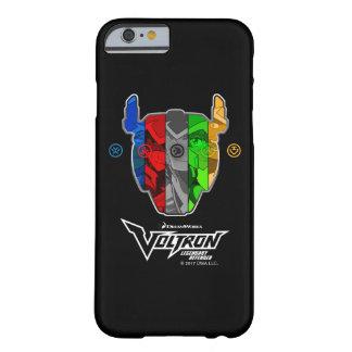 Coque iPhone 6 Barely There Pilotes de Voltron | dans la tête de Voltron