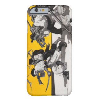 Coque iPhone 6 Barely There Pirates chassant le trésor !