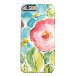 Coque iPhone 6 Barely There Plaisir II de fleur