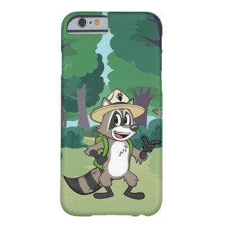 Coque iPhone 6 Barely There Pointage de Rick de garde forestière de Rick | de