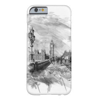 Coque iPhone 6 Barely There Pont de Westminster