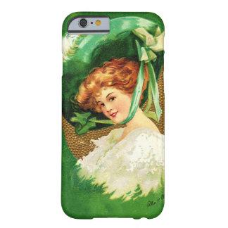 Coque iPhone 6 Barely There Port de Falln du vert