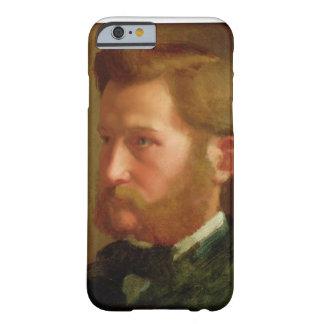 Coque iPhone 6 Barely There Portrait d'Edgar Degas | de Paul Vapincon
