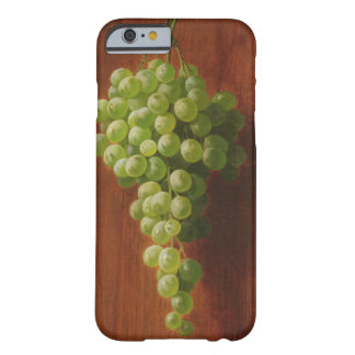 Coque iPhone 6 Barely There Raisins verts