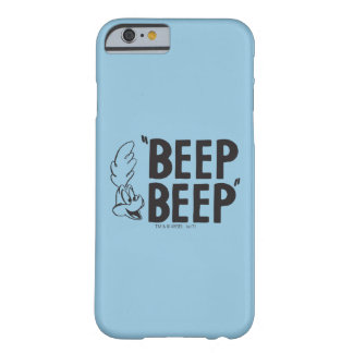 """Coque iPhone 6 Barely There ROUTE classique RUNNER™ """"SIGNAL SONORE de SIGNAL"""