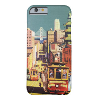 Coque iPhone 6 Barely There San Francisco vintage
