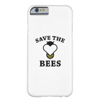 Coque iPhone 6 Barely There Sauvez les abeilles