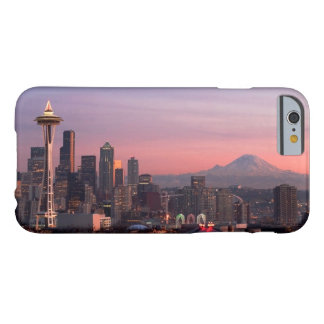 Coque iPhone 6 Barely There Seattle de parc de Kerry