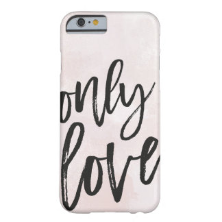 Coque iPhone 6 Barely There Seulement amour