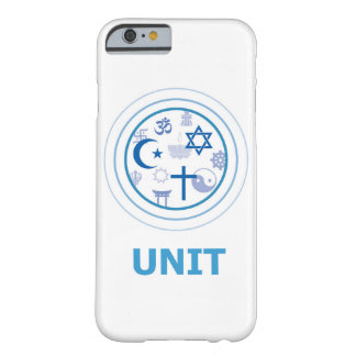 Coque iPhone 6 Barely There spirituel unit