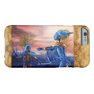 COQUE iPhone 6 BARELY THERE ST GEORGE ET DRAGON ÉTRANGER