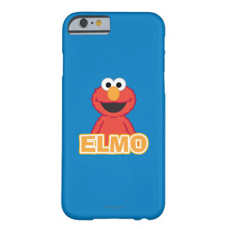 Coque iPhone 6 Barely There Style de classique d'Elmo