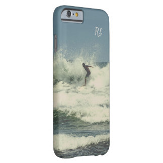 Coque iPhone 6 Barely There Surfer (personnalisable)