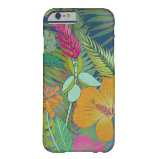 Coque iPhone 6 Barely There Tapisserie tropicale II