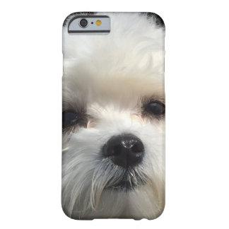 Coque iPhone 6 Barely There Téléphone de chien