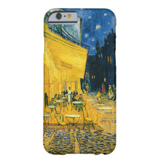 Coque iPhone 6 Barely There Terrasse de café de Vincent van Gogh |, Place du