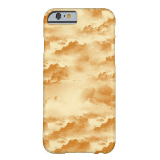 Coque iPhone 6 Barely There Tête dans les nuages