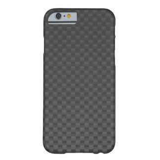 Coque iPhone 6 Barely There texture Carbone-fibre-renforcée de polymère