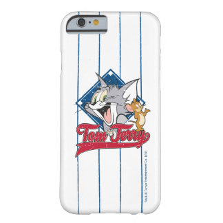Coque iPhone 6 Barely There Tom et Jerry | Tom et Jerry sur le diamant de
