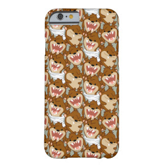 Coque iPhone 6 Barely There Tornade TAZ™ de Chibi