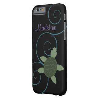 Coque iPhone 6 Barely There Tortue de mer