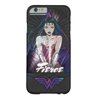 Coque iPhone 6 Barely There Triangle de tribal de femme de merveille
