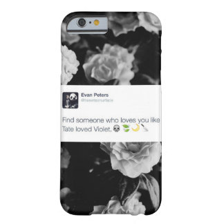 Coque iPhone 6 Barely There Tweet case